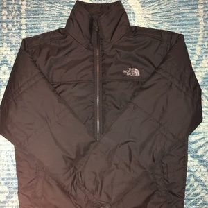 The North Face Jacket (BLACK)